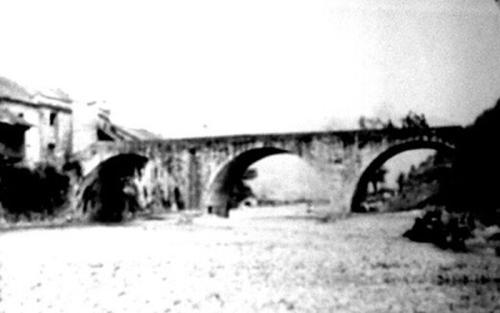 河阳桥送别